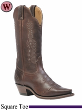 Boulet Boots Women's Snip Toe Boot 0604