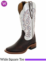 Boulet Boots Women's Stockman Heel Boot 0117