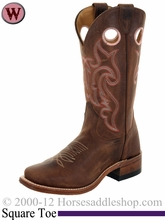 Boulet Boots Women's Vintage Square Toe Boot 0261