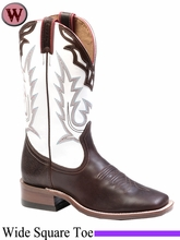 Boulet Boots Women's Wide Square Toe Boot 9245