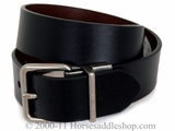 Boy's Reversible Black/Brown Belt by Nocona Belt Co. n44214107