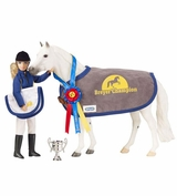 Breyer Winners Circle Acc Set- English 2069