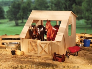 Breyer Wood Stable for Traditional Series and Classics Horses 306