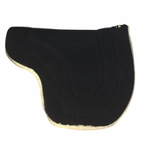 Cashel Black Soft Saddle Pad SSpad2 CLEARANCE