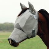 Cashel Crusader Premium Fly Mask Long Nose With Ears CFMLE