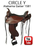 Circle Y Alabama Gaited Trail 1581 Review Video