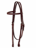 Circle Y Basketweave Headstall hsy02258