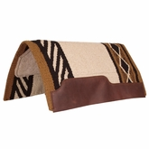 "Circle Y Blanket Top Standard Square Saddle Pad 32""L x 32""D X1227"