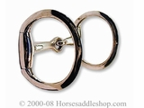 Circle Y Egg Butt Snaffle Bit 30-6617