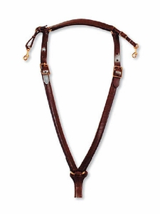 Circle Y Horse Breast Collar bcy-4283-10