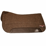 Circle Y Martha Josey Wool Felt Saddle Pad X1053
