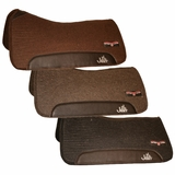 Circle Y Martha Josey Wool Felt Saddle Pad X1054