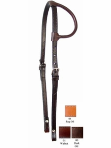 Circle Y One Ear Headstall hsy21611