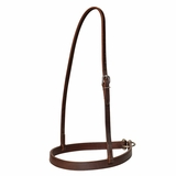 Circle Y Plain Noseband 4501-00 CLEARANCE