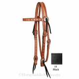 SOLD 2015/03/09 Circle Y Spider Tooled Gaiter Browband Headstall CLEARANCE