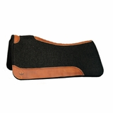 Circle Y Standard Square Wool Felt Saddle Pad CLEARANCE