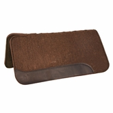 Circle Y Ventilating Wool Felt Saddle Pad CLEARANCE