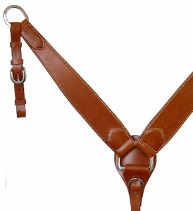 Circle Y Wide Breast Collar 4235