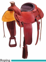 "15"" to 17"" Colorado Saddlery's Eldorado Roper Saddle 0-149"