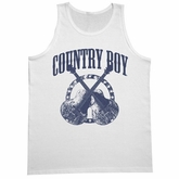 NO LONGER AVAILABLE Country Boy Heavyweight Tank