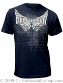 NO LONGER AVAILABLE Country Boy Men's Cross Tee Shirt