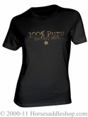 NO LONGER AVAILABLE Country Girl 100 Percent Pure Shirt