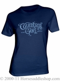 NO LONGER AVAILABLE Country Girl Denim Women's Top