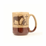 Cowboy Prayer Coffee Mug 94839