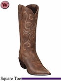 Crush by Durango Women's Brown Jealousy Western Boot RD3593