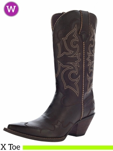 Crush by Durango Women's Rock 'n Scroll Western Boot RD5513