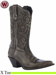 DISCONTINUED 2015/01/08 Crush by Durango Women's Scall-Upped Western Boot RD5441
