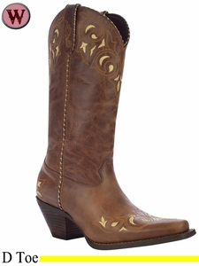 Crush by Durango Women's Sew Sassy Western Boot RD5414