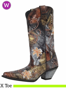 Crush by Durango Women's Western Boot RD3030