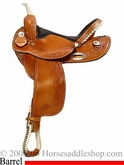 "Dakota 14"" 15"" 16"" Barrel Racing Saddle - Custom Made dk 345"