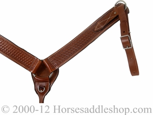 Dakota Breast Collar - Pro Brown BS-21
