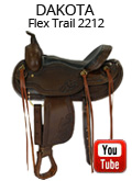 Dakota Flex Tree Trail Saddle Video Review