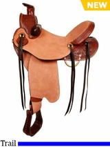 Dakota Lite Weight Wade Trail Saddle 806