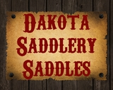 Dakota Saddlery Saddles