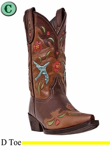 Dan Post Kid's Bluebird Boots DPC2154