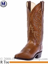 Dan Post Men's Milwaukee Cowboy Boots Antique Tan DP2111R