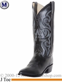 Dan Post Men's Milwaukee Cowboy Boots Black DP2110R