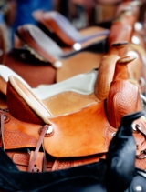 Different Western Saddle Types