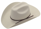 DISCONTINUED Tony Lama Hat - 2X Select Wool - Silver Belly 75252277