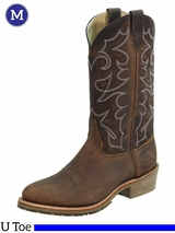 Double-H Mens 12 in. Domestic Gel ICE� Work Western Boots�DH1552