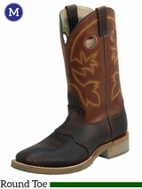 Double-H Mens 12 in. Domestic Work Western Boots DH5417