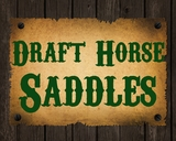 Draft Horse Saddles