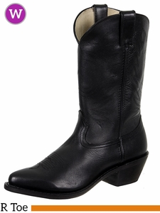 Durango Women's Black Leather Western Boot rd4100