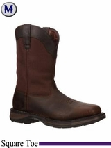 Durango Workin Rebel Waterproof Pull-On Work Boot DWDB040