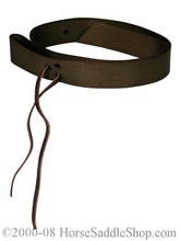 Fabtron Nylon Tie Strap Brown or Black NP-49