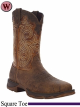 Flirt with Durango Women's Steel Toe Western Boot RD3315